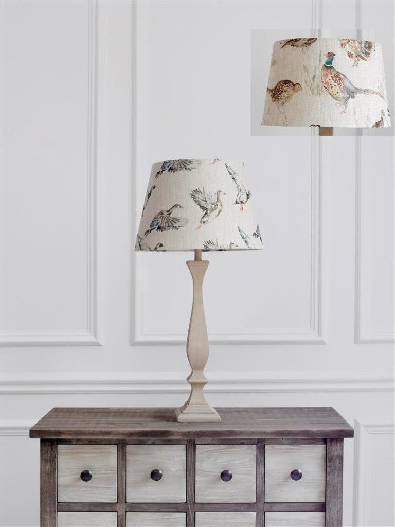 lamp gamebirds