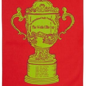 tea towel trophy