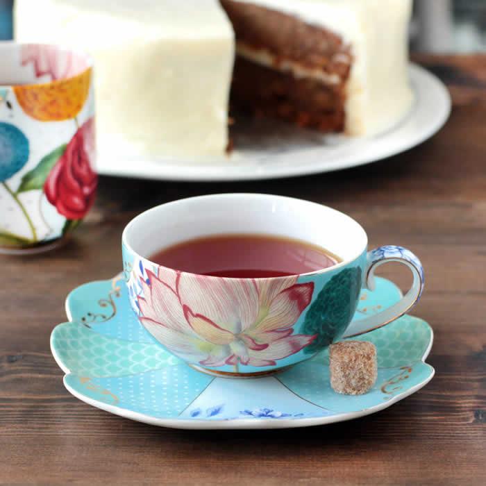 Pip Studio Royal Tea Cup With Saucer