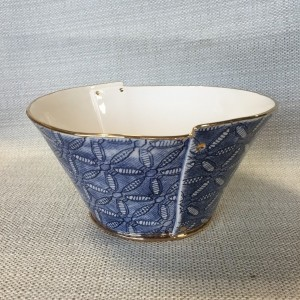 small bowl cotton lace