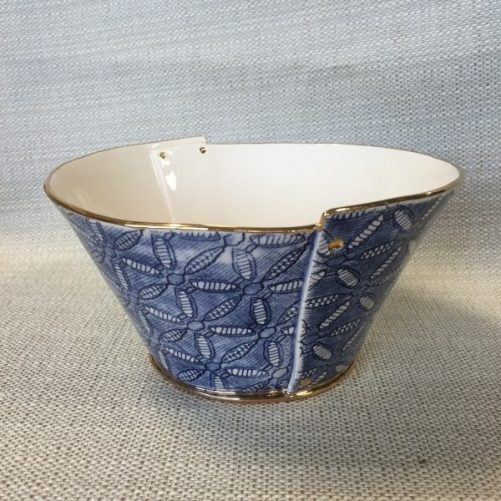 small bowl cotton lace