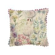 goldfinch cushion