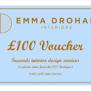 EDI £100 design voucher