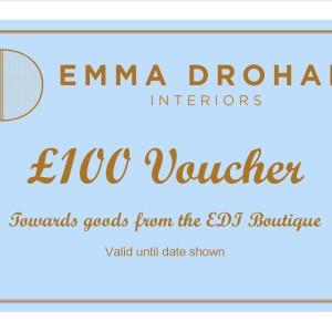 EDI £100 shop voucher