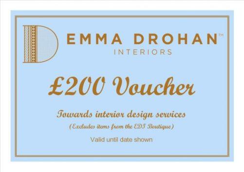 EDI £200 design voucher