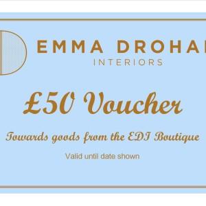 EDI £50 shop voucher