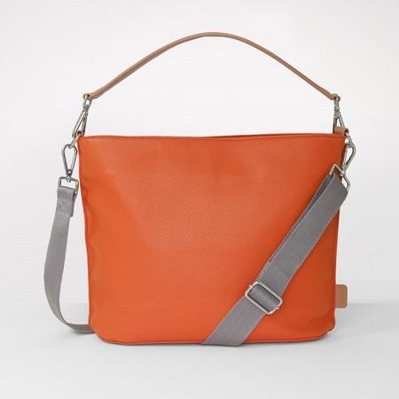 Caroline-Gardner-Finsbury-Hobo-Bag-Orange