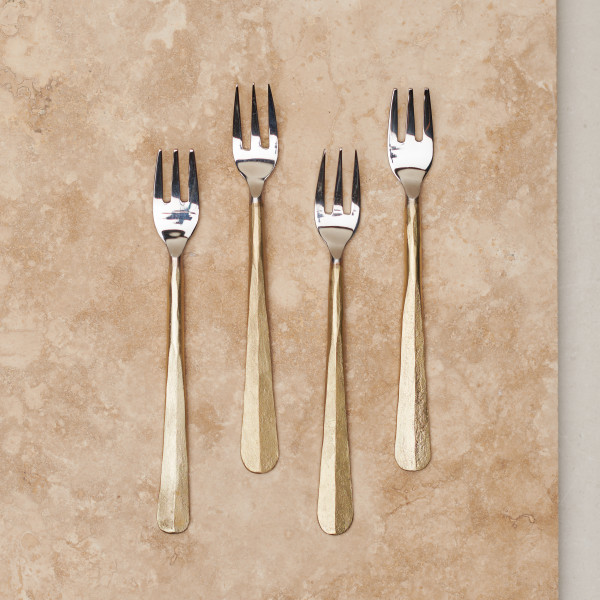 Osko Fork Set – Gold – OS3101