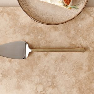 Sikarli Cake Slice - Gold - SS3801
