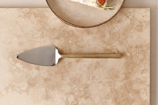 Sikarli Cake Slice – Gold – SS3801