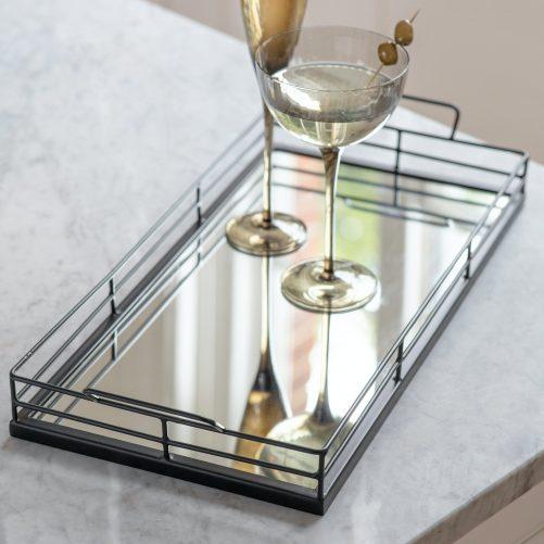 curzon mirror tray